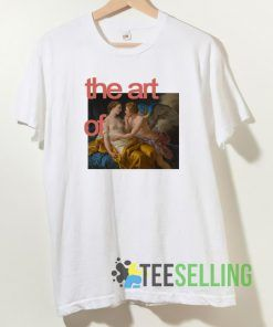 The Art Of T shirt Unisex Adult Size S-3XL