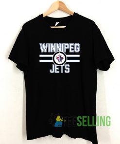 Winnipeg Jets T shirt Unisex Adult Size S-3XL