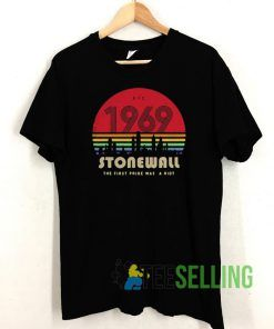 1969 stonewall T shirt Unisex Adult Size S-3XL