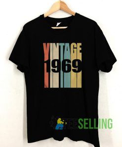 50th Birthday Gift T shirt Unisex Adult Size S-3XL