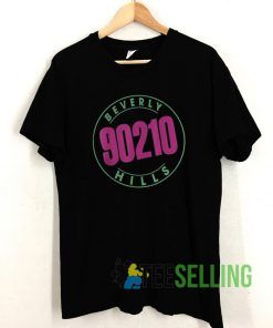 90210 Beverly T shirt Unisex Adult Size S-3XL
