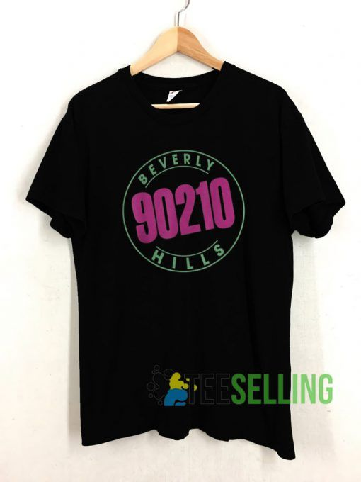 90210 Beverly T shirt Unisex Adult Size S 3XL