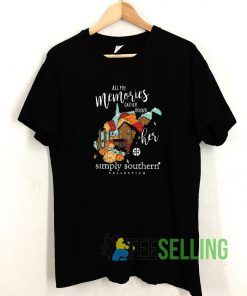 All Memories Gather Unisex Adult Size S-3XL