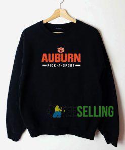 Auburn Tigers Sweatshirt Unisex