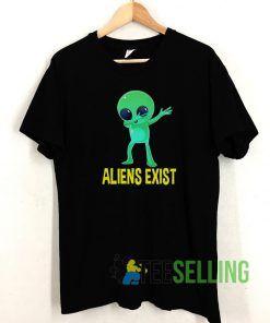 Dabbing Alien T shirt Adult Unisex Size S-3XL