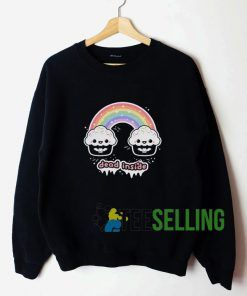 Dead Inside Pastel Goth Sweatshirt Unisex