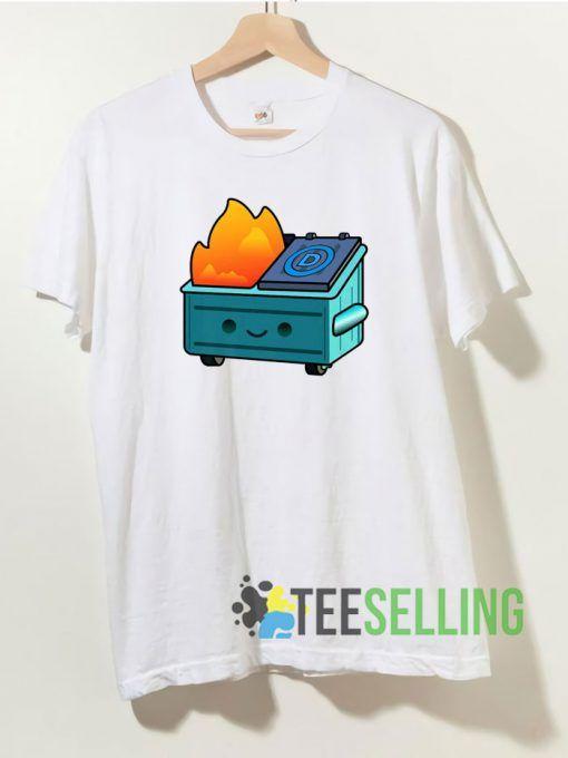 Democratic Dumpster Fire 2019 T shirt Unisex Adult Size S-3XL