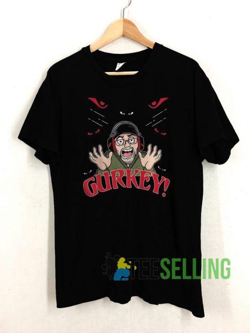 Gurkey Is Always My Favorite Hero T shirt Unisex Adult Size S 3XL