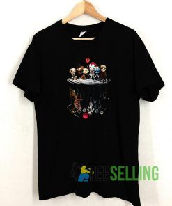 Horror Movie Characters Unisex Adult Size S-3XL