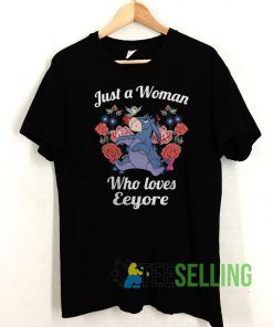 Just a Woman T shirt Unisex Adult Size S-3XL