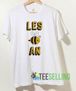Les Bee An T shirt Unisex Adult Size S-3XL