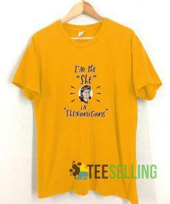 Shenanigans T shirt Adult Unisex Size S-3XL