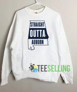 Straight Outta Auburn Sweatshirt Unisex