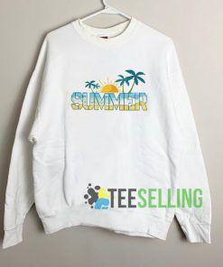 Summer Sweatshirt Unisex