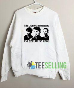 The Jonas Brothers Sweatshirt Unisex