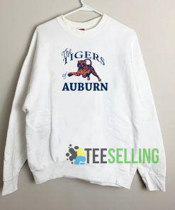 The Tigers Of Auburn Sweatshirt Unisex