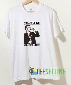 Tragos De Amargo Licor T shirt Adult Unisex Size S-3XL