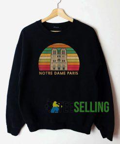 Vintage Notre Dame Sweatshirt Unisex