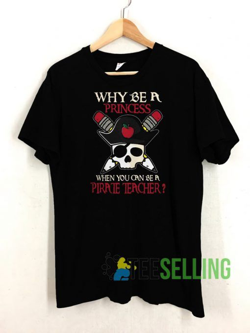 Why Be A Princess Unisex Adult Size S 3XL