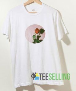 Aesthetic Rose T shirt Adult Unisex Size S-3XL