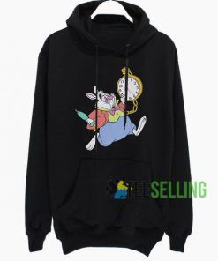 Alice In Wonderland Hoodie Adult Unisex