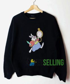 Alice In Wonderland Sweatshirt Unisex