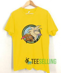 Angry Beavers T shirt Adult Unisex Size S-3XL