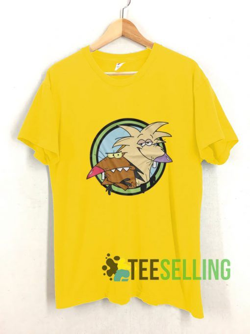 Angry Beavers T shirt Adult Unisex Size S 3XL