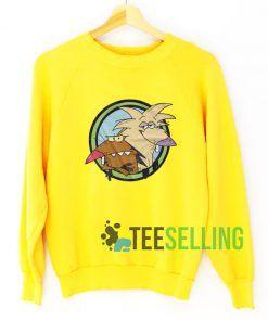 Angry Beavers Sweatshirt Unisex