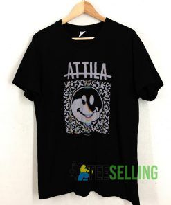 Attila Fake Friends T shirt Adult Unisex Size S-3XL