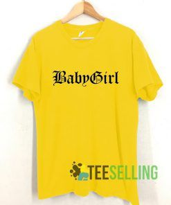 Baby Girl T shirt Adult Unisex Size S-3XL