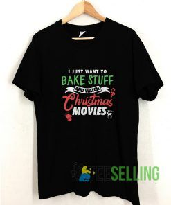 Christmas Movies T shirt Adult Unisex Size S-3XL