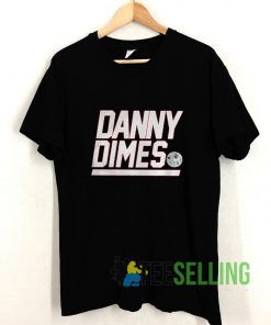 Danny Dimes Ny Giants T shirt Adult Unisex Size S-3XL