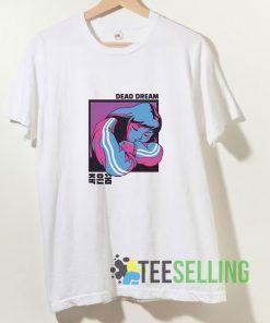 Dead Dream Anime T shirt Adult Unisex Size S-3XL