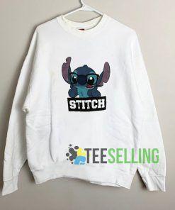 Disney Stitch Sweatshirt Unisex