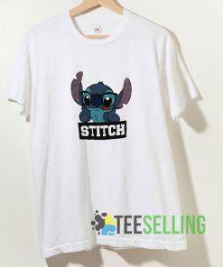 Disney Stitch T shirt Adult Unisex Size S-3XL