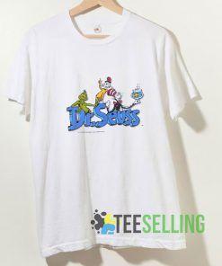 Dr Seuss T shirt Adult Unisex Size S-3XL