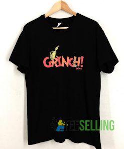 Dr Seuss The Grinch T shirt Adult Unisex Size S-3XL