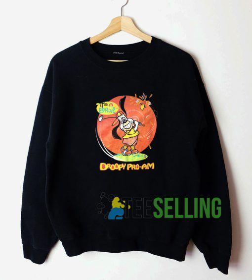 Droopy Pro Am Sweatshirt Unisex