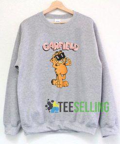 Garfield Sweatshirt Unisex