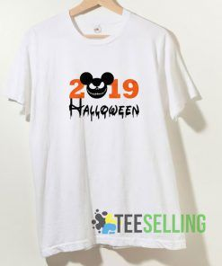 Halloween 2019 T shirt Adult Unisex Size S-3XL