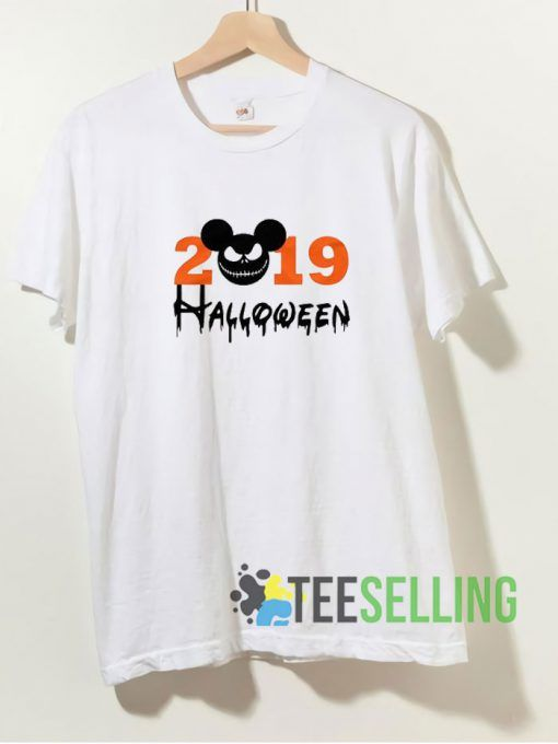 Halloween 2019 T shirt Adult Unisex Size S 3XL