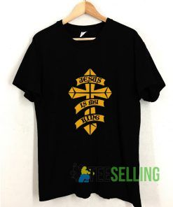 Jesus Is My King T shirt Adult Unisex Size S-3XL