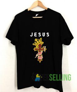 Jesus King Of Kings T shirt Adult Unisex Size S-3XL