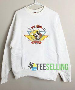 Mickey Mouse TV Star Sweatshirt Unisex