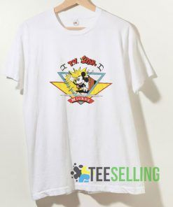 Mickey Mouse TV Star T shirt Adult Unisex Size S-3XL