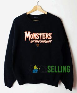 Monster Of The Midway Art Sweatshirt Unisex