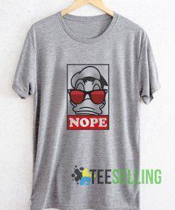 Nope T shirt Adult Unisex Size S-3XL