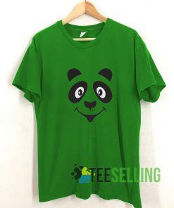 Panda Tees T shirt Adult Unisex Size S-3XL