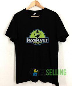 Pizza Planet Chic T shirt Adult Unisex Size S-3XL